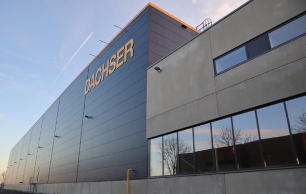 dachser logistics center rotterdam