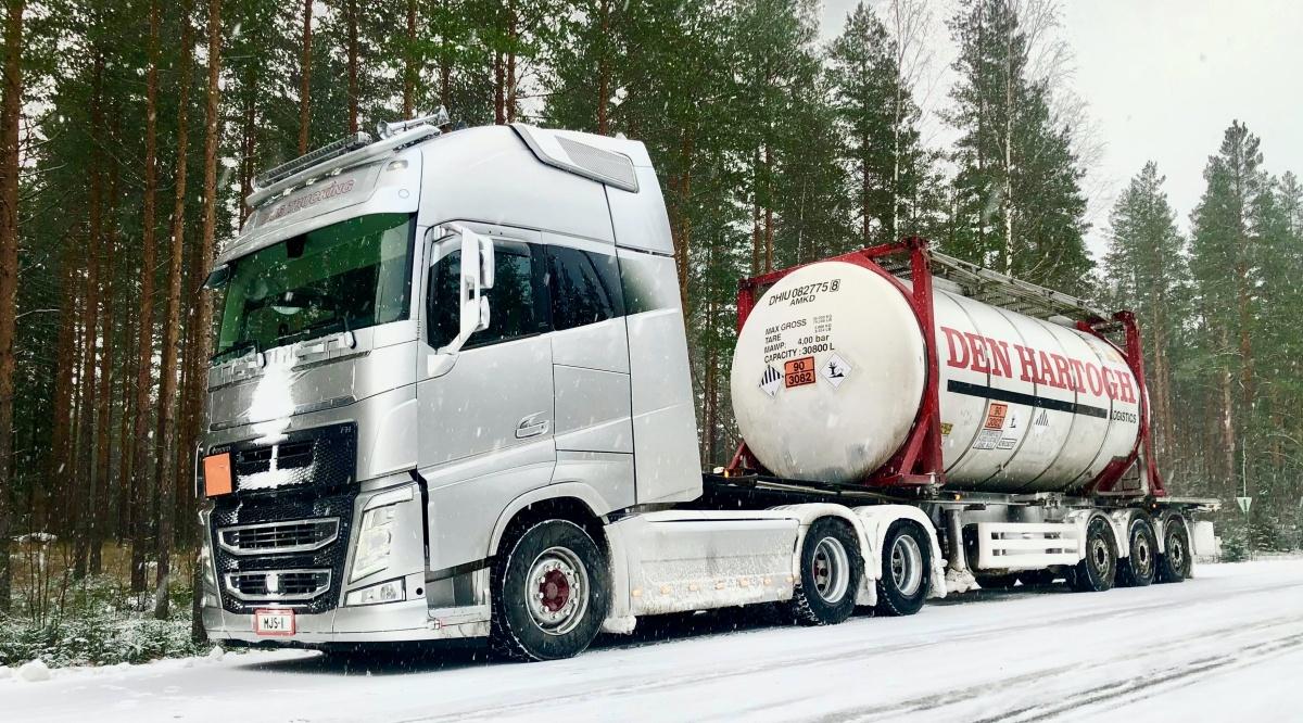 tanktransport den hartogh logistics