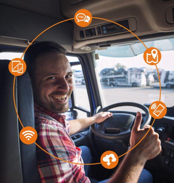 for all it logistics digitalisatie