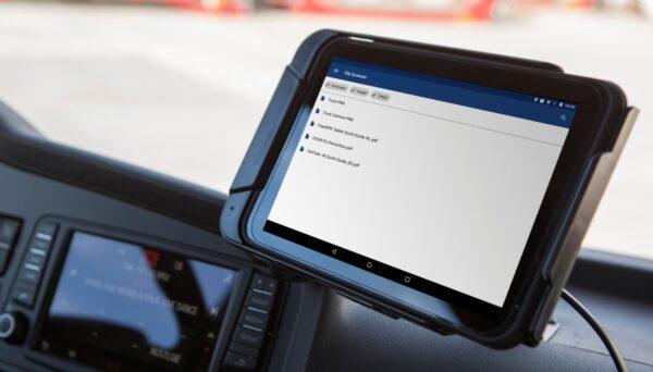 documentmanagement trimble transport & logistics