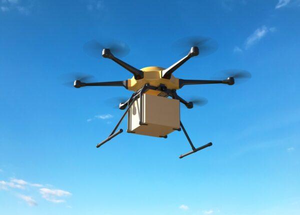 postbezorging met drones