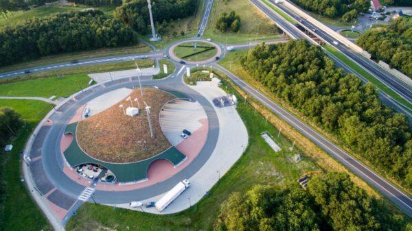 green planet helpt met emissievrij rijden