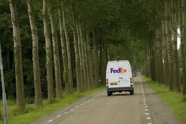 fedex express en natuur & Milieu