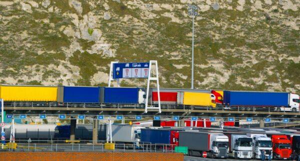ferry's blijven varen naar nederland