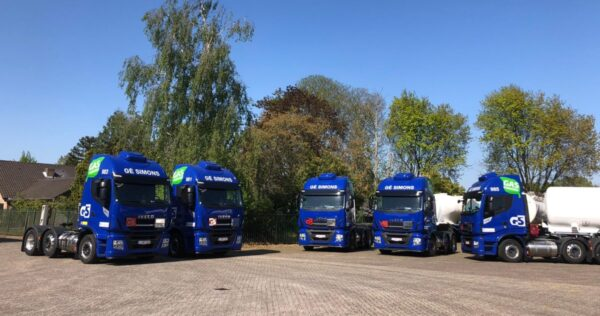 iveco stralis lng