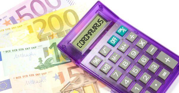 geld calculator coronacrisis kabinet