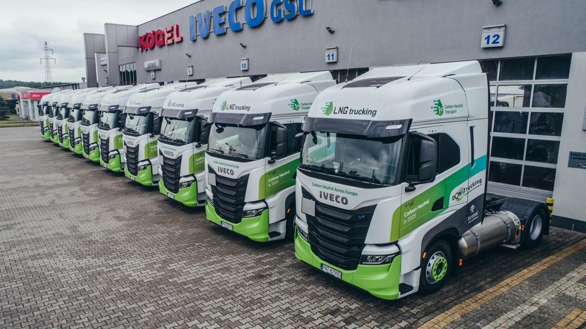 lng trucks iveco