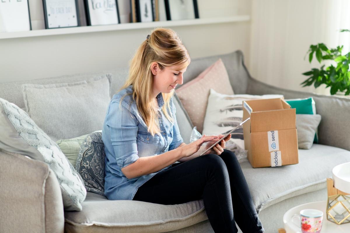 millennials willen volgens sendcloud flexibele bezorging