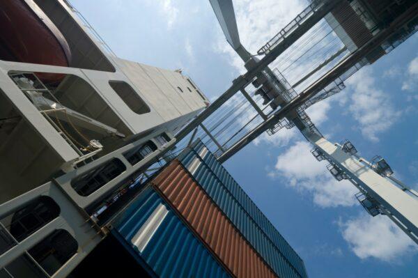 haven rotterdam onbemand vervoer