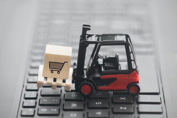 40 procent van alle aankopen gebeurt over vijf jaar online