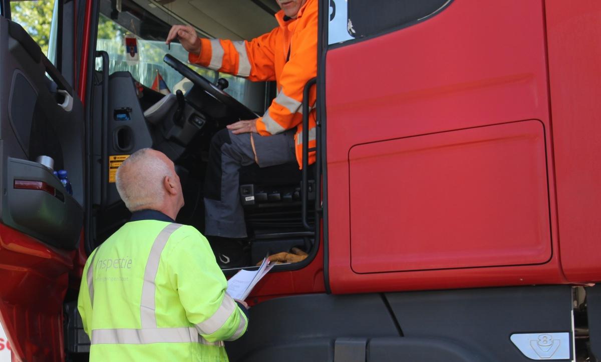 inspectie leefbaarheid en transport rij- en rusttijden