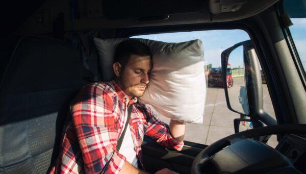 powernap chauffeur rij- en rusttijden