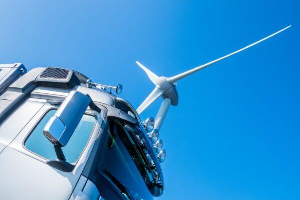 verduurzaming sector transport en logistiek