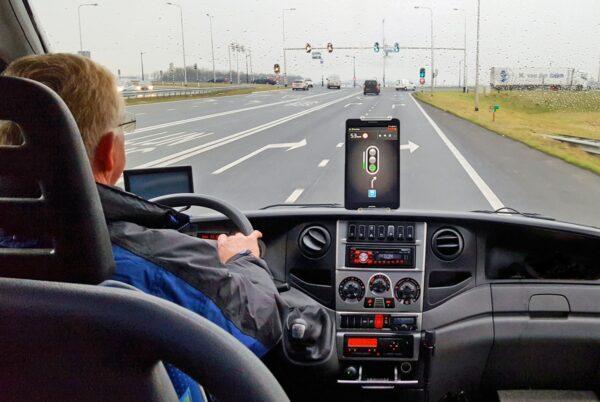 ivri Tilburg N260 N261 slimme verkeerslichten