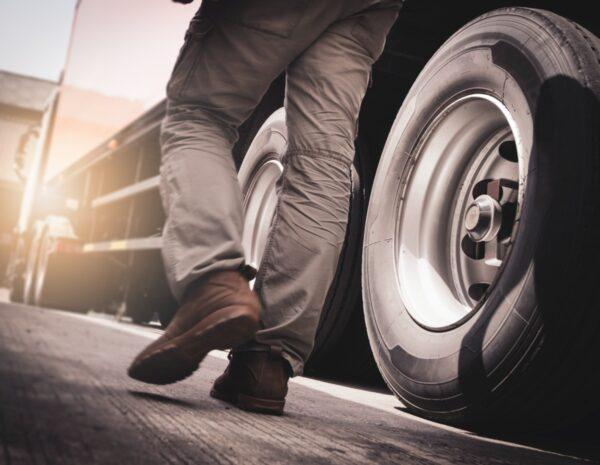 vrachtwagenchauffeurs staking cao