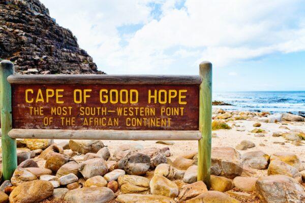 kaap de goede hoop of het suezkanaal?