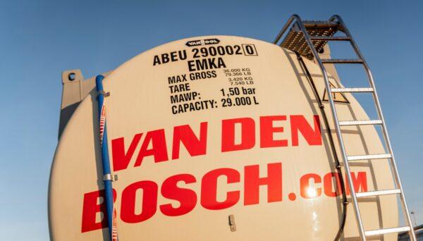 tankcontainer vloeibare levensmiddelen