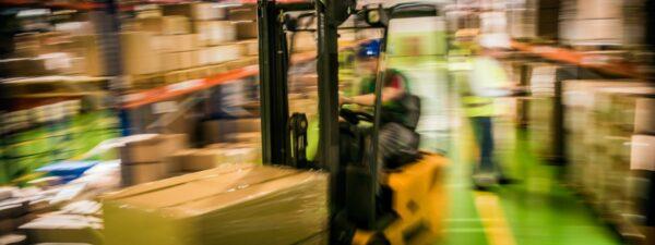 zalando transport en logistiek