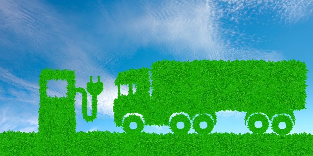 elektrische vrachtwagen