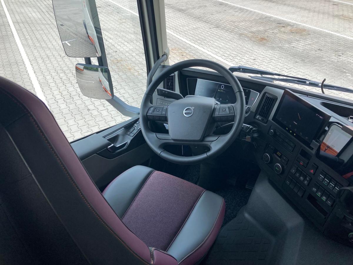 stuurwiel cabine truck