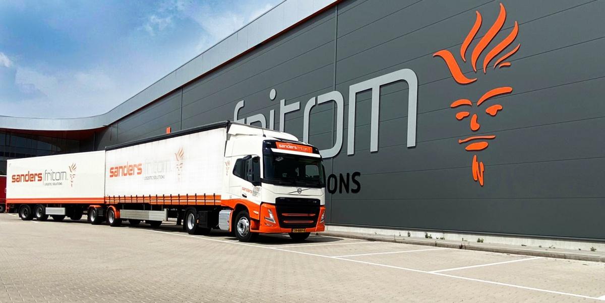 volvo fm lang zwaar vrachtvoertuig