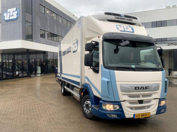 DAF LF vts farmaceutisch transport