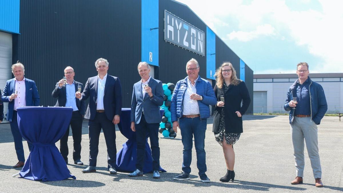 hyzon waterstoftrucks jan bakker