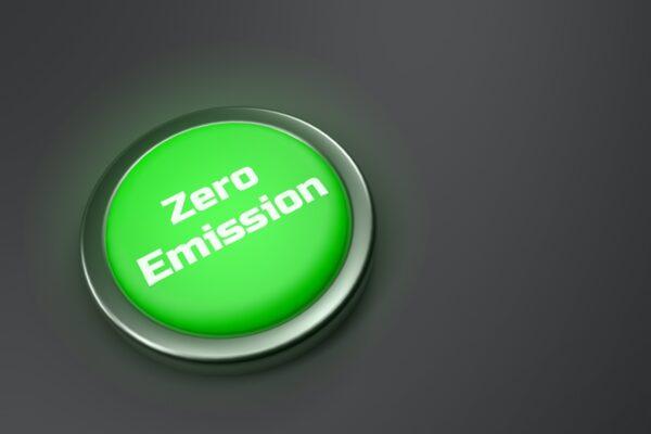 groene startknop zero-emissiezone