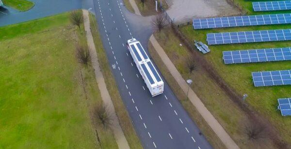 Solar Logistics zonnepanelen